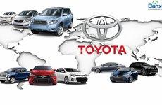 Không chỉ tại Việt Nam, Toyota đang 'làm mưa, làm gió' ở nhiều thị trường trên thế giới