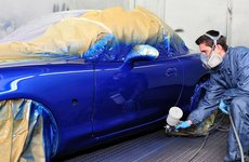 Thay đổi màu sơn ô tô có phải làm lại giấy chứng nhận đăng ký xe?