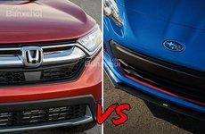 Honda và Subaru: Thương hiệu Nhật Bản nào mới là 'đỉnh' nhất?