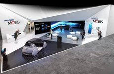 Hyundai giới thiệu kính lái ô tô thông minh tại triển lãm CES 2019