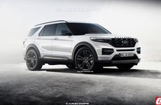 'Chốt' lịch ra mắt Ford Explorer 2020