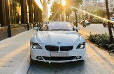 Siêu xe BMW 650i Cabriolet rao bán dưới 1 tỷ đồng sau 12 năm sử dụng