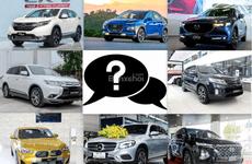 Người Việt nên mua xe SUV nào trong năm 2019 theo đánh giá của truyền thông Anh?