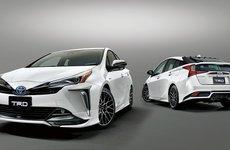 Bộ phụ kiện TRD sẽ khiến Toyota Prius bớt xấu xí hơn