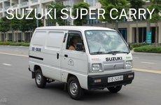 Suzuki Super Carry dính án triệu hồi tại Ấn Độ