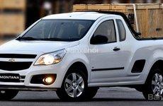 Xe bán tải Chevrolet cỡ nhỏ unibody được phát triển