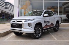 Mitsubishi Triton 2019 bản cao cấp tăng nhẹ 500 nghìn đồng trước ngày ra mắt