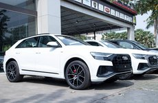 Audi Q8 đổ bộ Campuchia, vẫn giữ lịch về Việt Nam vào giữa năm 2019