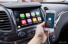 Những mẫu xe tốt nhất với tính năng Apple CarPlay