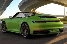Chọn đủ đồ chơi, giá Porsche 911 Cabriolet 2020 đạt 4,65 tỷ đồng
