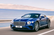 10 mẫu xe GT đáng sở hữu nhất năm 2019: Bentley Continental GT đầu top