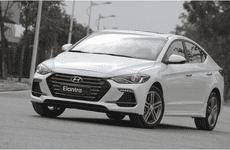 Đánh giá xe Hyundai Elantra Sport 2018