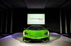Lamborghini Aventador SVJ tiếp cận khách Thái với giá gần 35 tỷ đồng