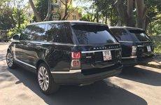 Range Rover LWB Autobiography mới tậu của Minh Nhựa đã ra biển trắng