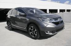 10 mẫu xe crossover tốt nhất năm 2019: Honda CR-V Touring đáng sở hữu