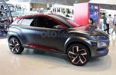 Hyundai Kona Iron Man xuất xưởng hàng loạt