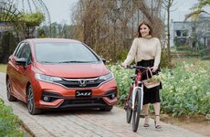 Đánh giá xe Honda Jazz 2018