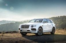 Xem trước Bentley Bentayga Speed công suất khủng chuẩn bị ra mắt