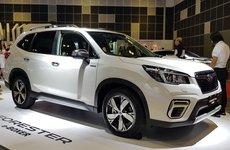 Subaru Forester Hybrid trình làng tại Singapore Motorshow 2019