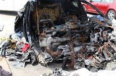 Tesla lại đối diện với án kiện vì Model S gặp tai nạn