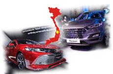Hyundai Tucson 2019 và Toyota Camry 2019 sắp về Việt Nam sau Tết?
