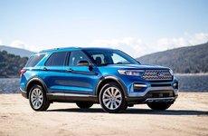 Ford Explorer 2020 bản ST và Hybrid xuất trận