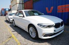 Lô xe BMW 5-Series 2019 đầu tiên đã về Việt Nam, chờ ngày 19/1 ra mắt