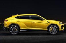 10 mẫu SUV có tốc độ nhanh nhất hiện nay: Lamborghini Urus đứng số 1