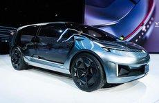 Entranze concept: Xe Trung Quốc lai phong cách xe Mỹ