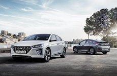 Hyundai Ioniq 2020 facelift tân tiến và tinh tế hơn