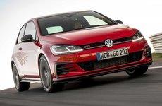 Volkswagen Golf GTI TCR trình làng với giá 1 tỷ