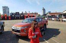 Mitsubishi Triton 2019 chính thức trình làng tại Việt Nam với 2 phiên bản