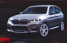 BMW X3 M 2020 sẽ có công suất hơn 450 mã lực