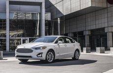 Ford Mondeo 2019 facelift ra mắt châu Âu