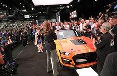 Dân chơi sẵn sàng chi 1,1 triệu USD để sở hữu Ford Mustang Shelby GT500 2020