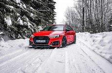 Ngắm xế độ Audi RS4 Avant đẹp khó cưỡng của ABT