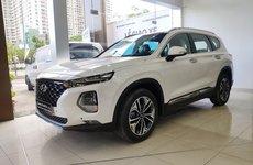 Hyundai Santa Fe 2019 sẽ được bổ sung 4 phiên bản tại Việt Nam