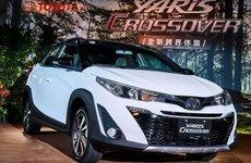 Toyota Yaris Crossover 2019 chính thức ra mắt với giá từ 480 triệu đồng