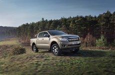 Ford Ranger 2019 bản cập nhật ra mắt thị trường châu Âu