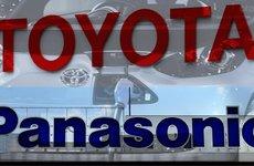 Toyota và Panasonic bắt tay chế pin xe điện