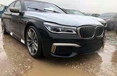 Bộ đôi xe sang BMW M760Li và 750Li 2019 cập cảng, chuẩn bị ra mắt khách Việt