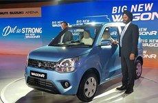 Xe cỡ nhỏ Suzuki Wagon R 2019 ra mắt, giá chỉ hơn 130 triệu đồng