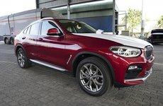 BMW X4 2019 về Việt Nam chờ ngày ra mắt