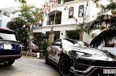Lamborghini Urus của Minh nhựa đổi màu 'khá bảnh'