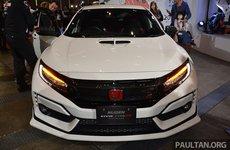 Honda Civic Type R thay đổi diện mạo nhờ bộ body-kit chính hãng