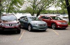 Xe Nhật Toyota, Nissan, Honda sống khỏe tại Trung Quốc