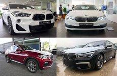 Những dòng xe BMW mới mở màn năm 2019