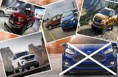Nhìn lại toàn bộ thay đổi của các dòng xe Ford tại Việt Nam trong năm 2018