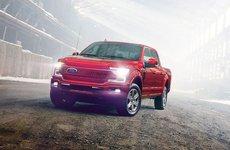 Ford F-150 sắp bổ sung phiên bản chạy điện và bản hybrid