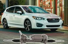 Subaru xác nhận Forester và XV bán tại Việt Nam không dính lỗi trợ lực lái